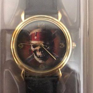 Disney Pirates of the Caribbean watch